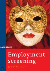 Boek Employmentscreening
