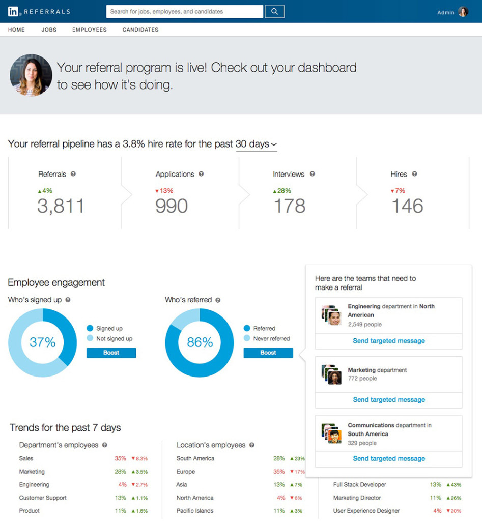 LinkedIn-Referrals-Admin-Dashboard